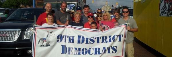 9th District Democrats